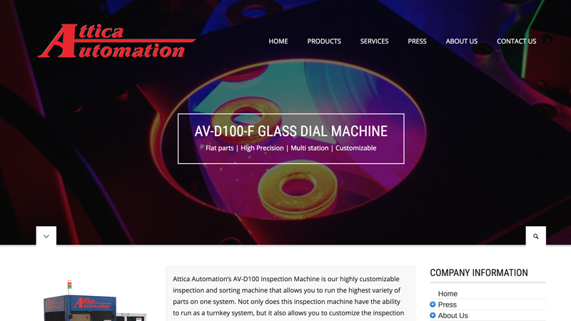 Attica Automation Inc.
