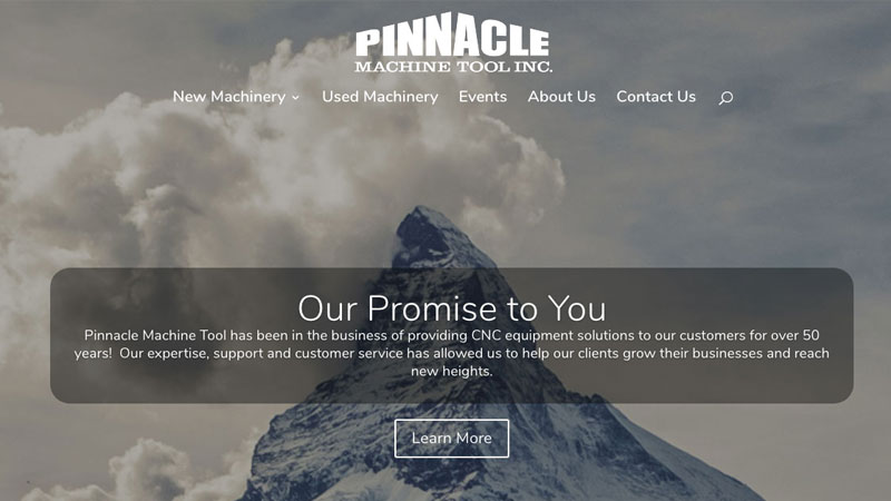 Pinnacle Machine Tool Inc.