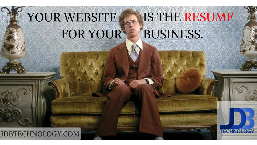 Your Website is your Resume!