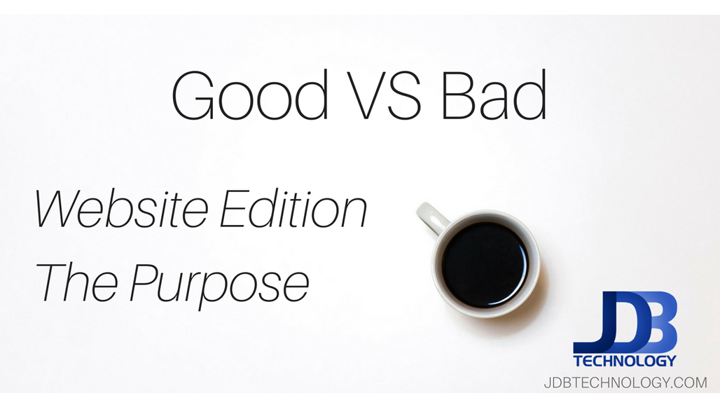 Good VS Bad Website Edition Day 1