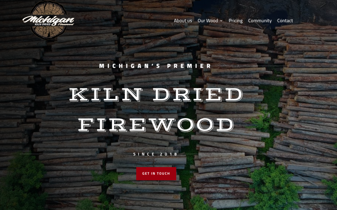 Michigan Kiln Dried Firewood